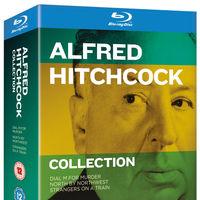 Código de descuento: Alfred Hitchcock Collection, con 3 películas en Blu-ray, por 10,43 euros