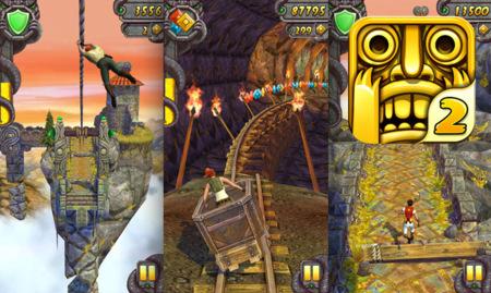 Temple Run 2, mismo juego, más diversión