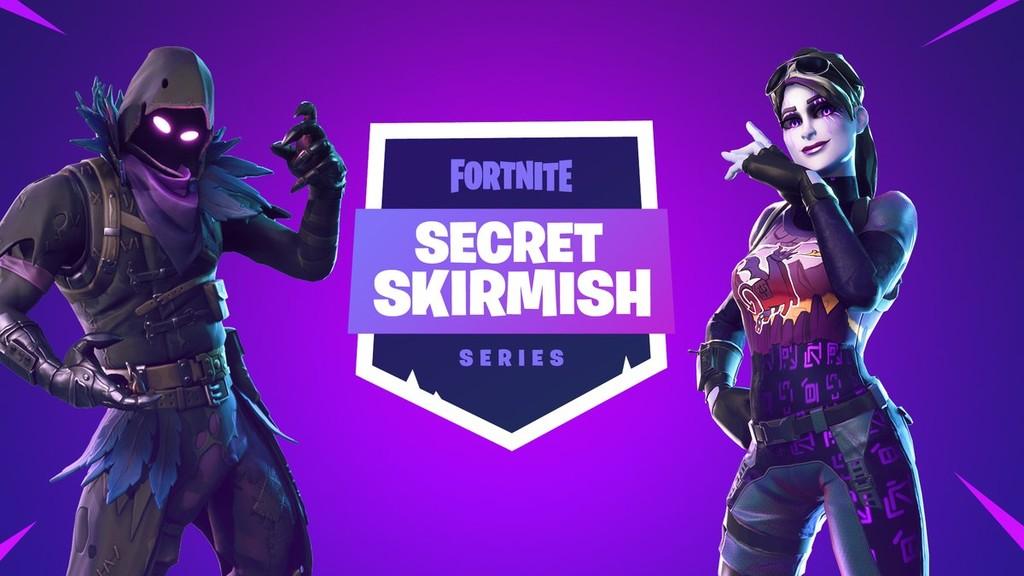 Epic Games sigue con la lluvia de millones en Fortnite y crea Secret Skirmish, con 500.000 dólares en premios y algunas sorpresas