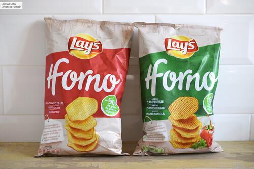 Nuevas Lay's al horno con la mitad de grasa: ¿de verdad son más saludables que las patatas fritas?