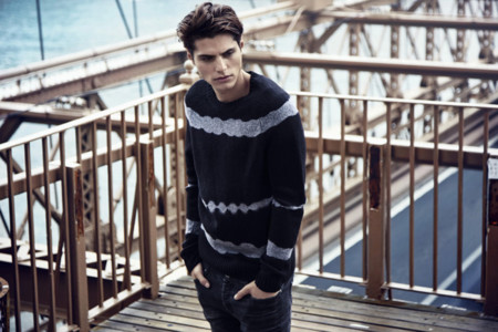 Antonino Russo House Of Fraser Fall Winter 2015 010