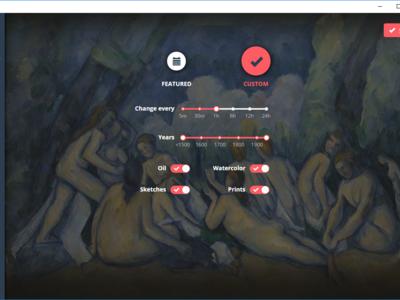 Convierte tu escritorio en un museo colocando obras de arte como fondo de pantalla