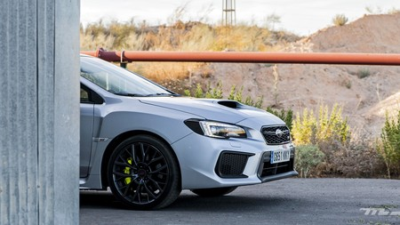 Subaru Wrx Sti 2018 Prueba 029
