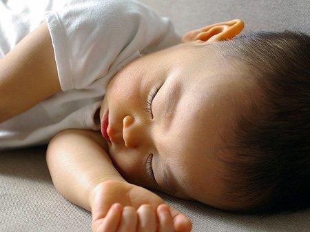 Bebés sedados en una guardería