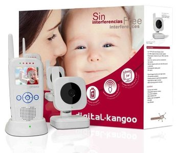 Vigilabebés con vídeo: intercomunicadores para ver a nuestro bebé