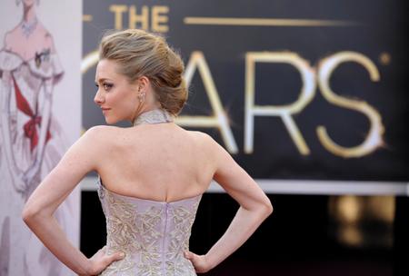 Los mejores recogidos de los Oscar 2013 fieles a la elegancia