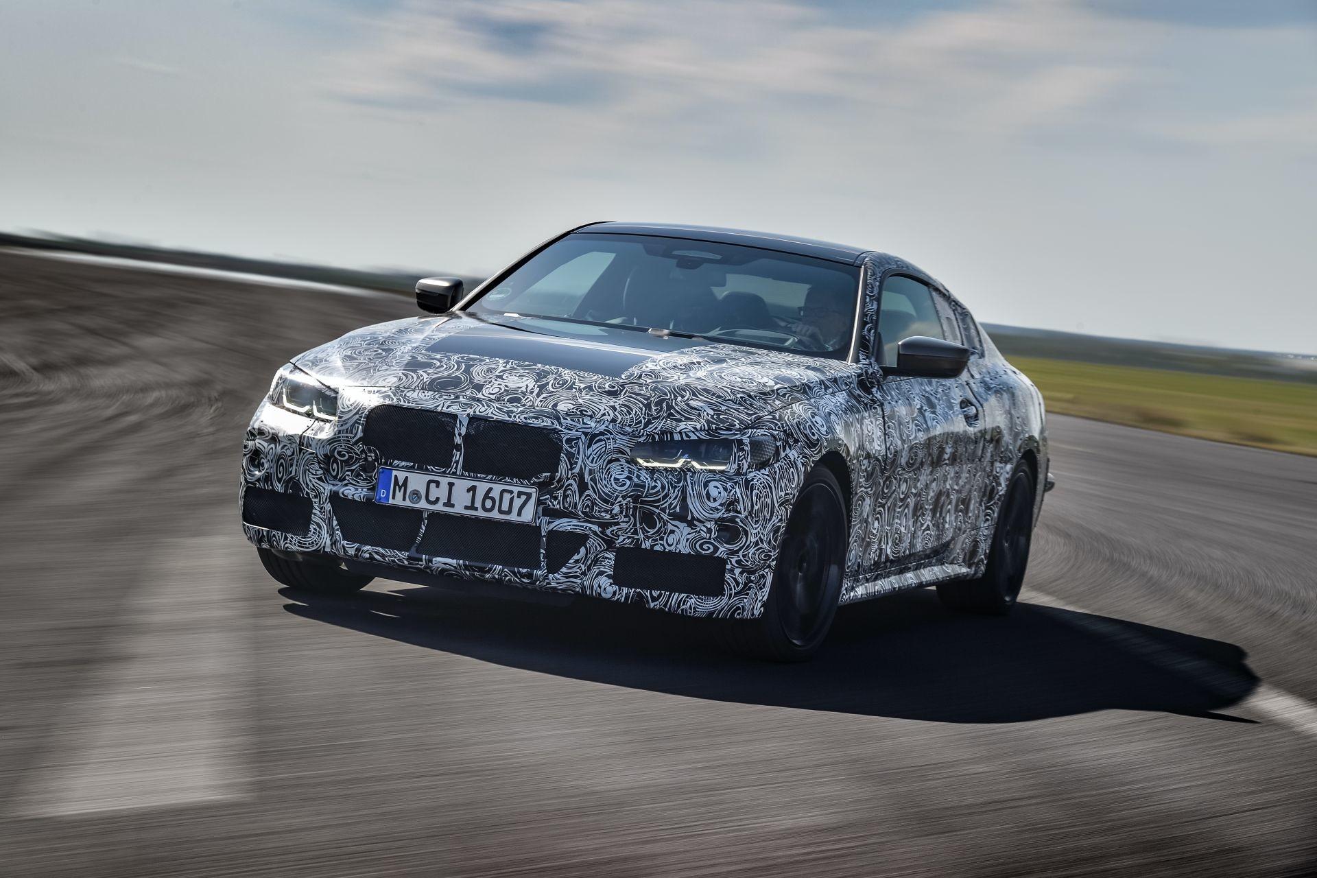 Foto de BMW Serie 4 2021 (fotos espía) (12/38)