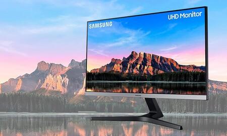 Este monitor 4K de 28 pulgadas cuesta ahora menos que nunca en Amazon: Samsung LU28R552UQRXEN por 259,99 euros
