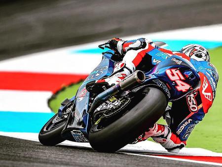 Mattia Pasini Moto2 Holanda 2017