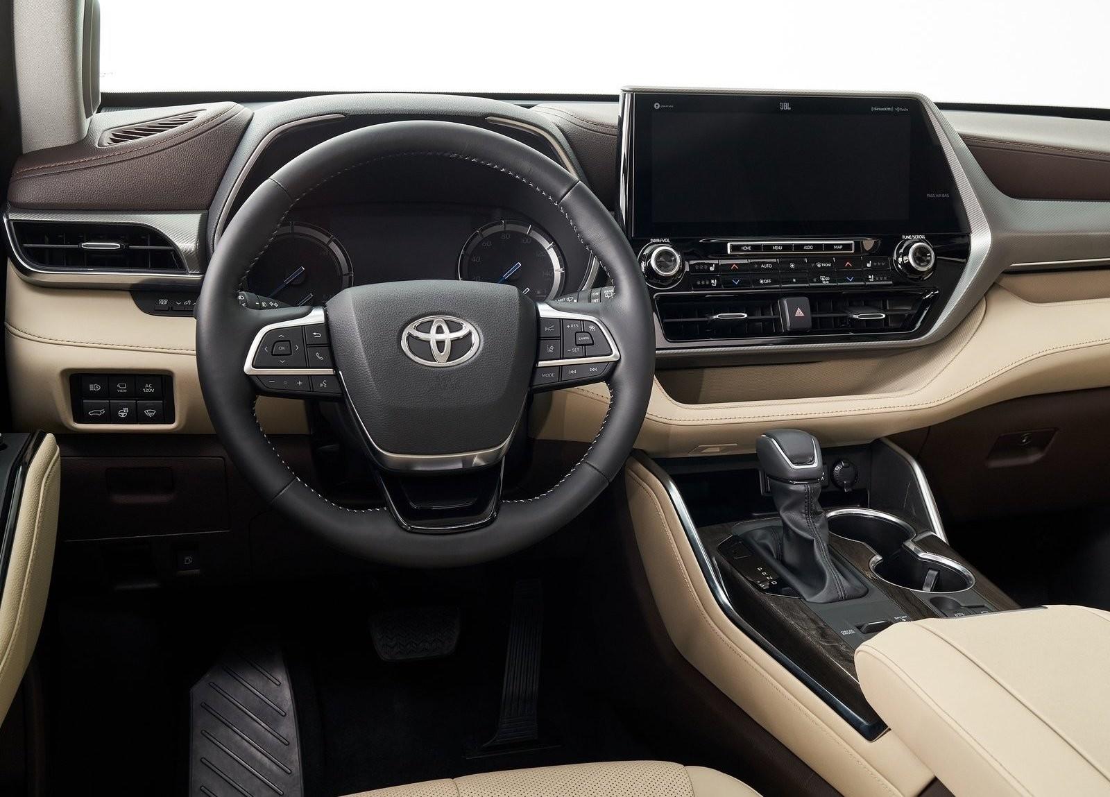 Foto de Toyota Highlander 2020 (8/13)