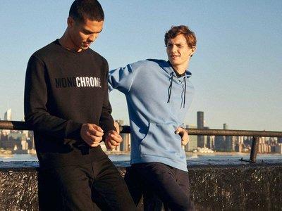 Modernista y urbana, la colección deportiva de H&M para hacerte mover y verte cool