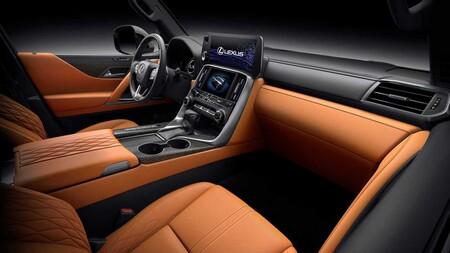Lexus Lx600 2022 13