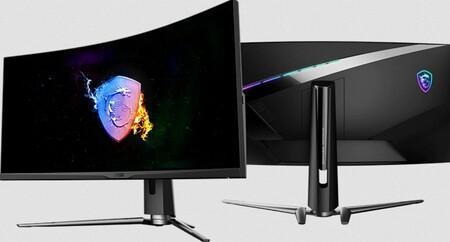 MSI se apunta a la moda de los monitores super-curvos con el nuevo ARTYMIS 343CQR de 34 pulgadas
