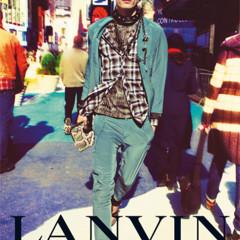 Foto 1 de 5 de la galería campana-de-lanvin-para-esta-primavera-verano-2011 en Trendencias Hombre