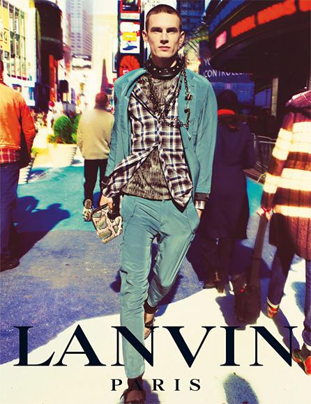 Foto de Campaña de Lanvin para esta primavera-verano 2011 (1/5)