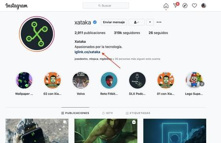 """El posible adiós al uso del """"link en bio"""" en Instagram: una patente muestra links en las descripciones, pero pagando"""
