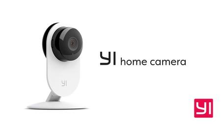 Cupón de descuento: YI Home Camera, una cámara IP con visión nocturna, por 22,81 euros
