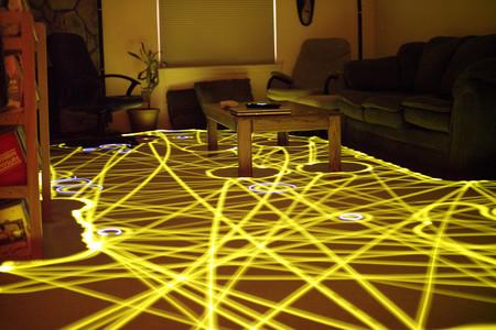 Patrón limpieza Roomba