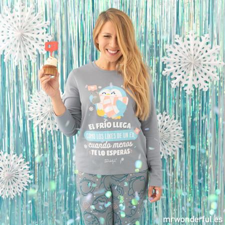 Pijamas Tezenis Mrwonderful Dulce