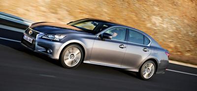 Lexus GS 250, a la venta desde 59.600 euros