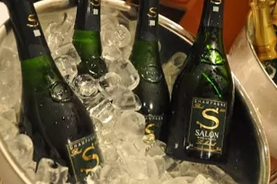 Champagne Salon, el mejor champagne del mundo es del grupo Laurent Perrier