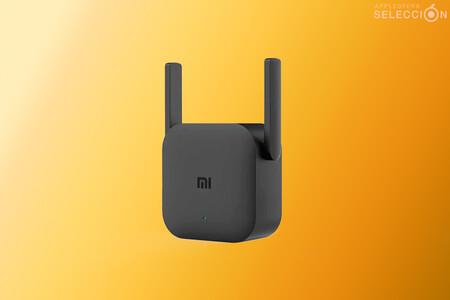 Mejora el alcance de tu conexión Wi-Fi con el repetidor Xiaomi Extender Pro, de oferta a menos de 10 euros en Amazon y MediaMarkt
