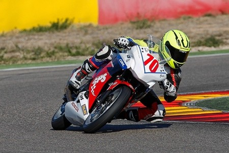 Marc Alcoba, campeón de la Copa Honda CBR250R