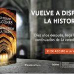 'Los herederos de la tierra' Ildefonso Falcones continúa la historia de 'La catedral del mar'