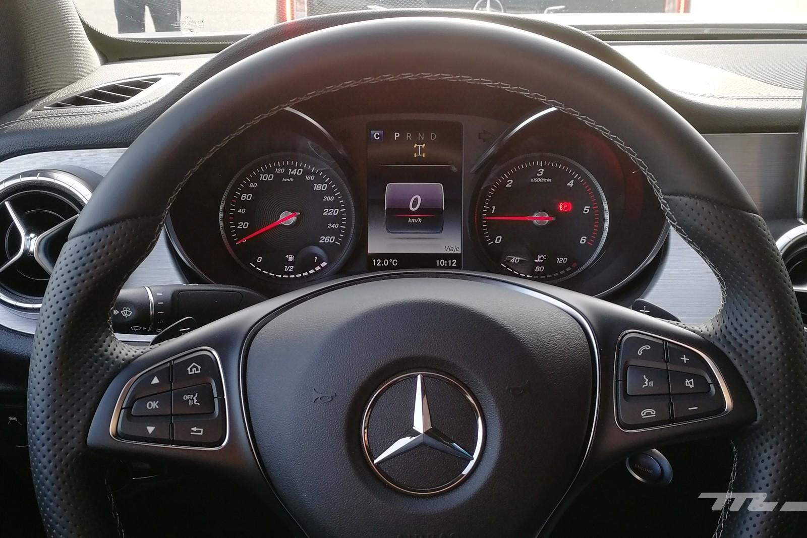 Foto de Mercedes-Benz Clase X 350d 2019 prueba contacto (72/78)