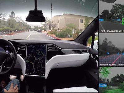 Tesla está actualizando el hardware de su Autopilot de forma discreta buscando la ansiada autonomía total