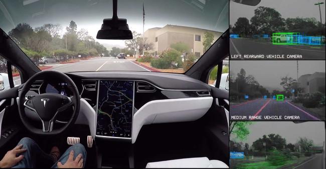 Tesla Autopilot 2 Video