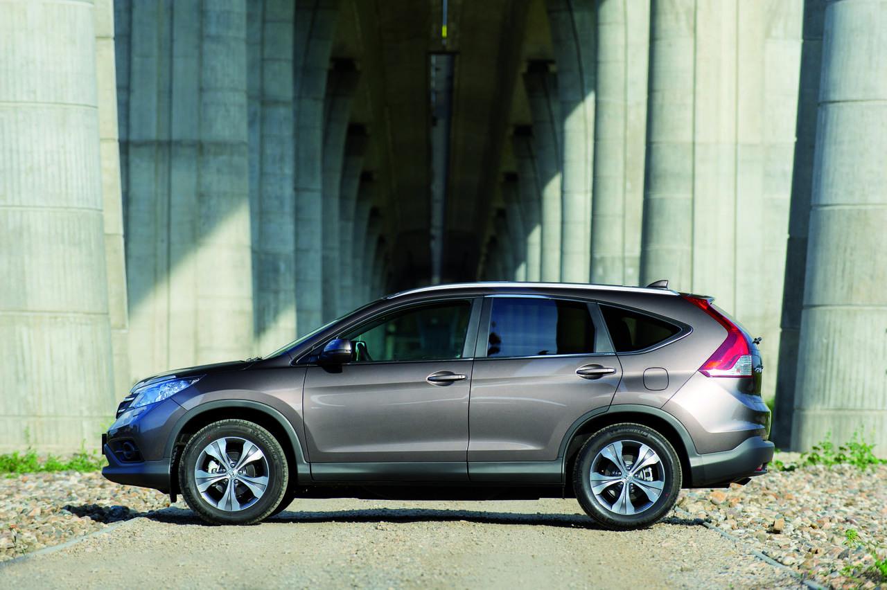 Foto de Honda CR-V 1.6 i-DTEC (oficial) (23/41)