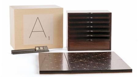 Scrabble, edición tipográfica (y limitada)