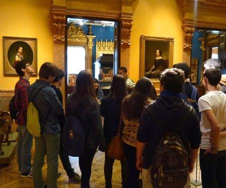 El Museo Lázaro Galdiano nos invita a entrar a conocer su colección