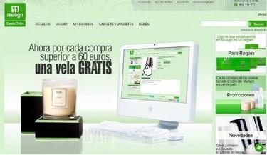 Musgo también abre tienda online