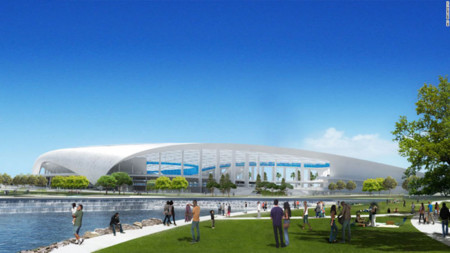 Nfl Rams Stadium 2