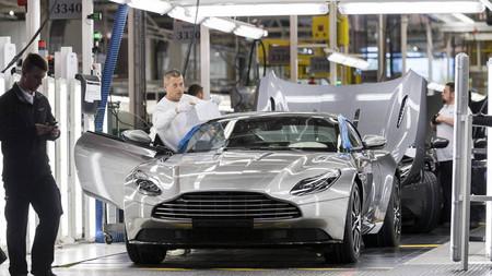 Aston Martin Fabrica