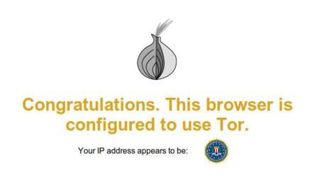 El FBI está usando spyware para identificar a los usuarios de TOR