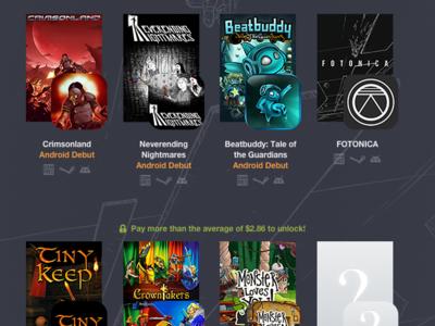 El nuevo Humble Bundle nos trae juegos que podremos jugar tanto en Android como en PC