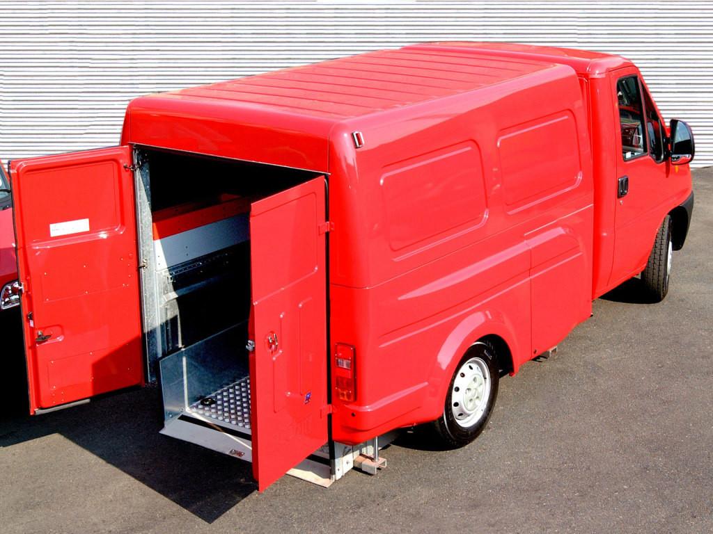 Fiat Ducato 244 - 2002-2006