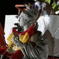 La transmisión de la celebración del Real Madrid