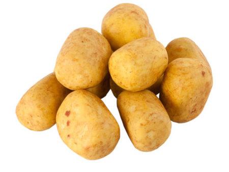 patatas chocolate