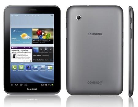 Samsung Galaxy Tab 2, una renovación de las tablets de Samsung
