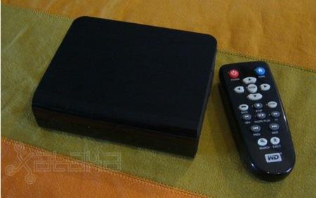 Western Digital WD TV HD Media Player