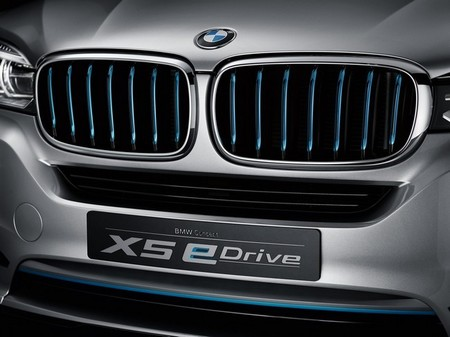 BMW X5 eDrive confirmado para producción