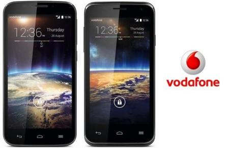 Vodafone Smart 4 Turbo y Vodafone Smart 4 Power, nuevos terminales de marca blanca de Vodafone