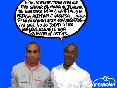 GP de Brasil. Previo en tono de humor (I)