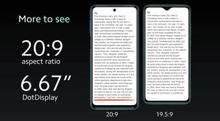 Redmi Note 9s Pantalla 01