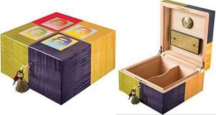 Original caja para puros