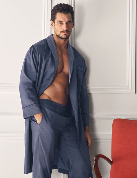 David Gandy Autograph Marks Spencer Loungewear Collection